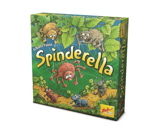 Spinderella Box