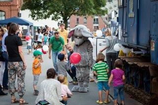 Hoffest 2014, Kinderprogramm