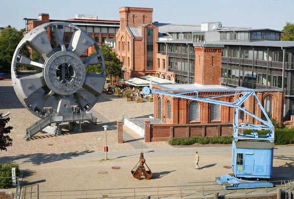 Fabrikensemble des Museums der Arbeit