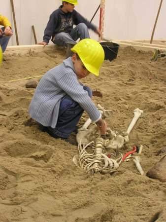 Mineralienmesse-Archaeologie