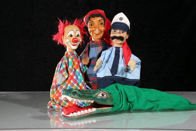 Mäxchens Puppentheater