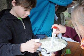 Mitmachen und entdecken - die Frühjahrsferienkurse im Freilichtmuseum am Kiekeberg