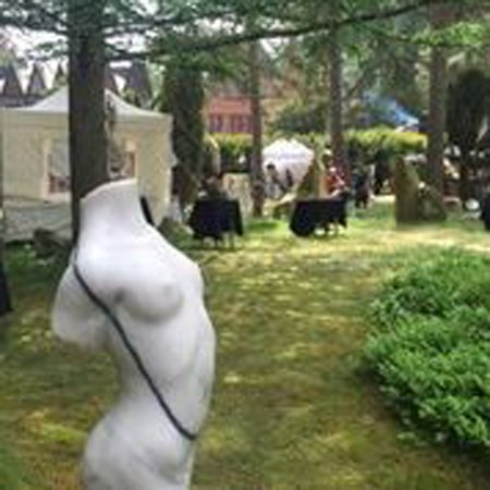 Gartenlust und Kunstvergnügen