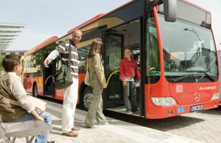 Neue Buslinie