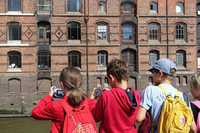 Sommerferienprogramm im Museum  im Hamburgische Geschichte
