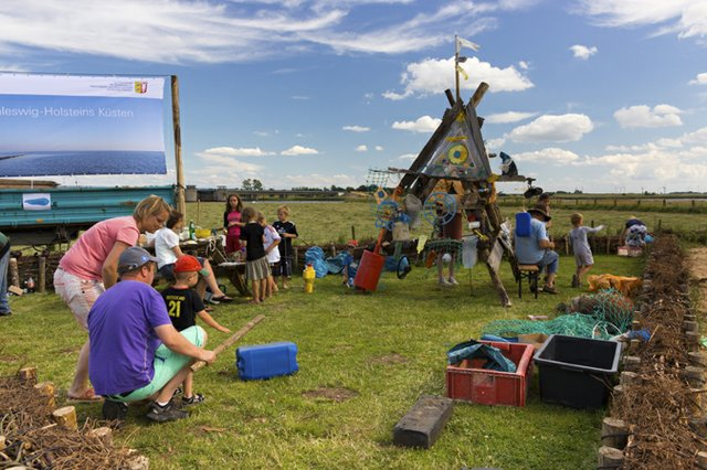 Sommerfest – Wal-Tag im Nationalpark-Zentrum Multimar Wattforum