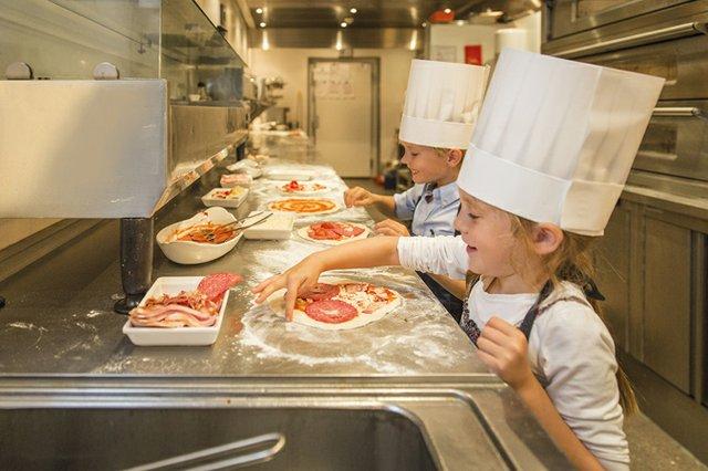 Kinderakademie - Kochen