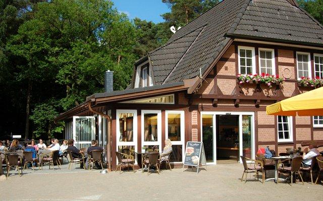 Waldhaus Terrasse