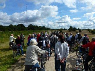 Dünen- und Heidetour per Fahrrad