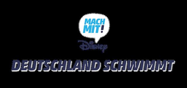 Deutschland schwimmt Logo