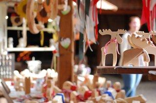 Herbstmarkt der Künstler