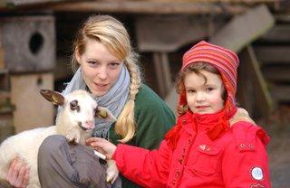 Tierpatenschaft im Wildpark Schwarze Berge
