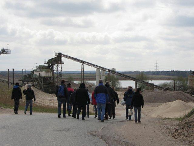 Exkursionen im GeoPark