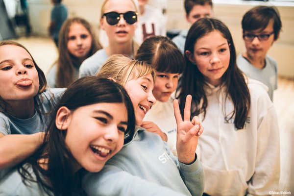 Musical Camps auf Schloß Noer an der Ostsee