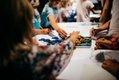 Katze Ivanka, Workshop mit Kindern
