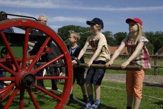 Kinderferienprogramm Feuerwehrmuseum Marxen