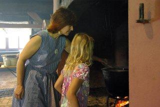 Kochen und Gärtnern im Wandel der Zeit