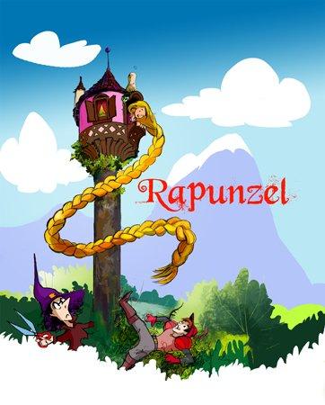 Rapunzel – Alte Zöpfe, neu geschnitten