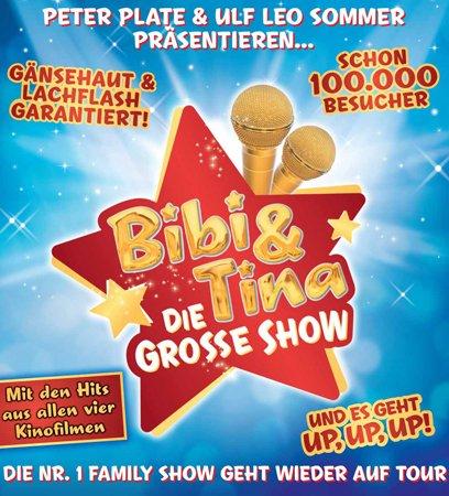 """Bibi und Tina """"DIE-GROSSE-SHOW"""""""