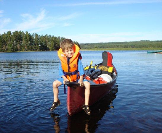Kanutouren für Familien in Schweden und Frankreich