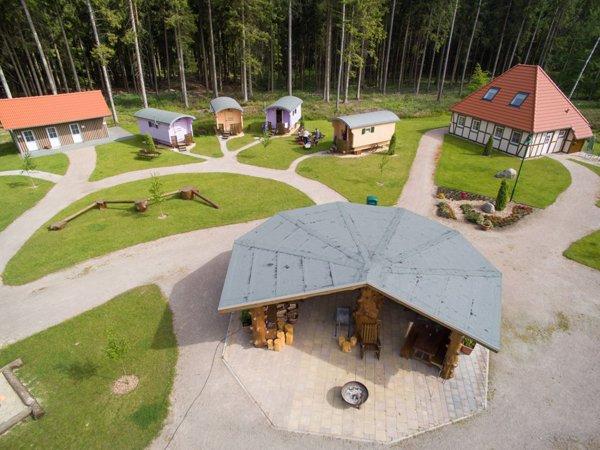 Schaeferdorf Luftaufnahmen