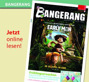 Bangerang Ausgabe Frühling 2018