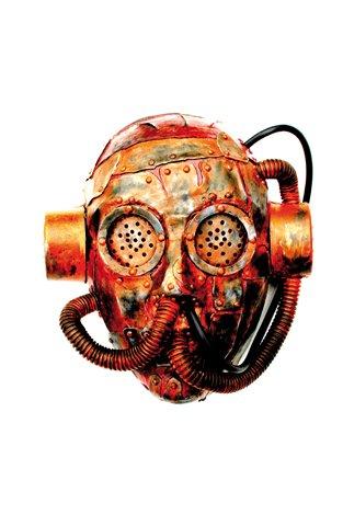Steam Maske Koliebrie