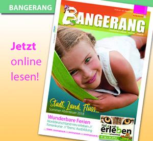 Bangerang Ausgabe Sommer 2018