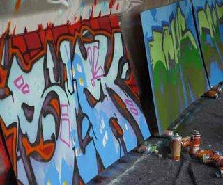 Graffiti Davis-One