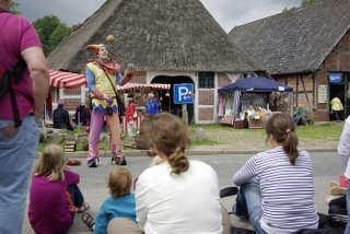 Museumsfest in Wennerstorf