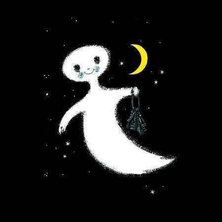 Das kleine Gespenst