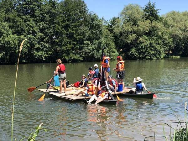 Abenteuerurlaub entlang der Loire
