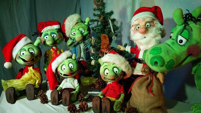 Olchis Weihnachten