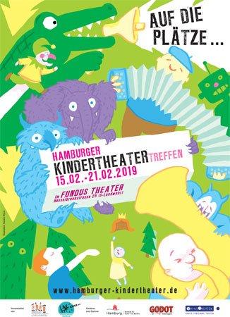Hamburger Kindertheater Treffen 2019