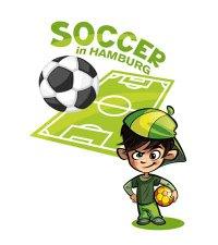Soccer KidsParty Figur