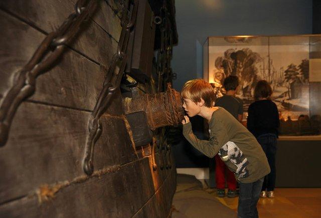 Safari im Museum für Hamburgische Geschichte