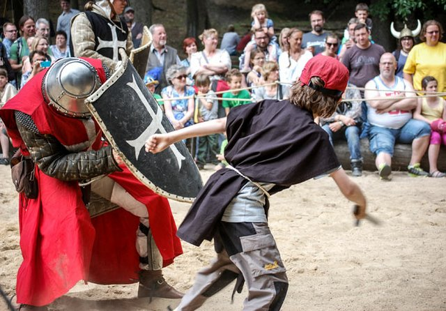 Mittelalter Spektakel
