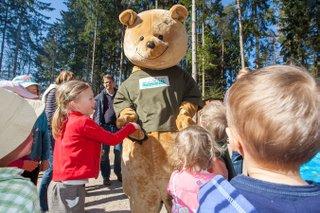 Großes Kinderfest im Wildpark Lüneburger Heide