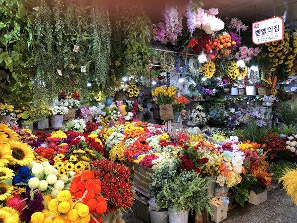 Blumen Mark