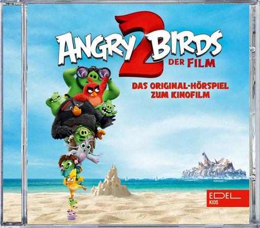 AngryBirds2 CD