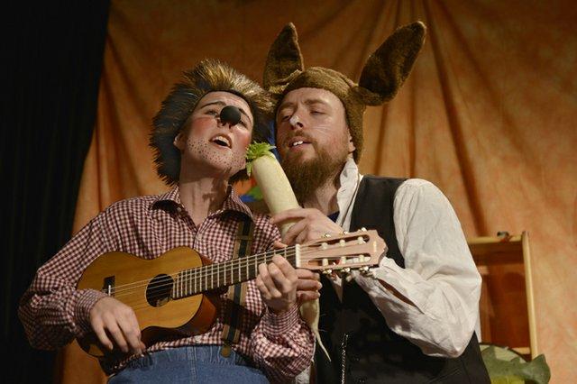 TA-TAAA! Eine musikalische Reise mit Hase und Igel