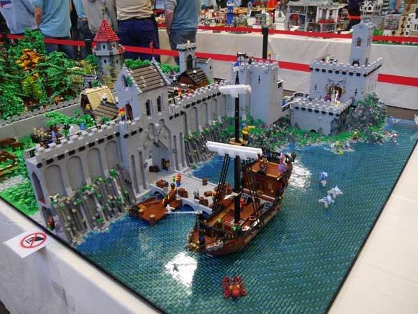 Sonderausstellung LEGO Architektur