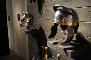 Mitmachstation-Gladiatoren