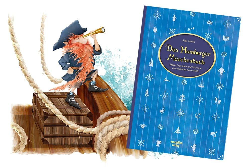 Das Hamburger Märchenbuch
