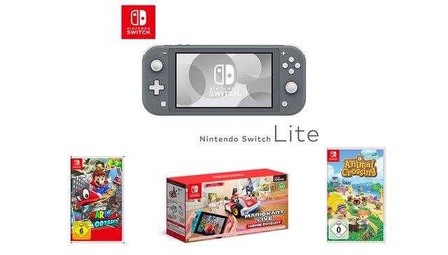 Adventsverlosung Nintendo Switch Lite