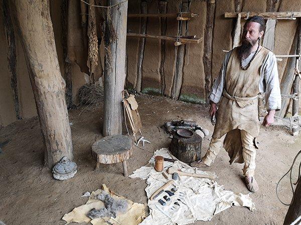 Leben in der Steinzeit