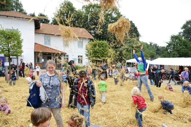 Herbstmarkt auf Gut Karlshöhe