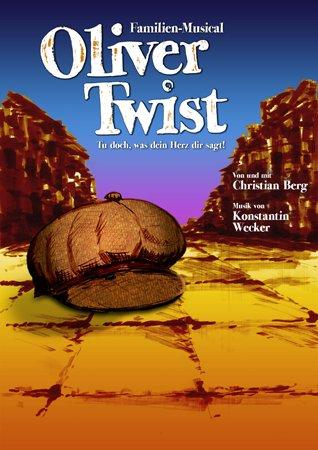 Plakat von Oliver Twist